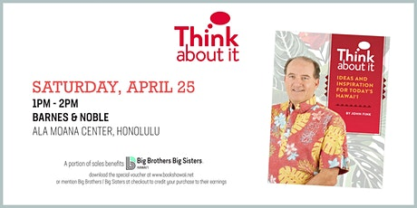 Think About It with John Fink tickets