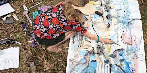 Artist Talk - Rosie Lloyd-Giblett
