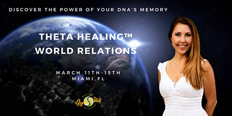 ThetaHealing® World Relations tickets