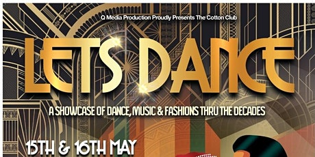 "Cotton Club Presents ""Let's Dance"" tickets"