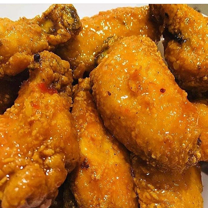 Champagne and Chicken Wings Soiree II image