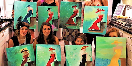 Paint and WIne Night - Dockside DIning tickets