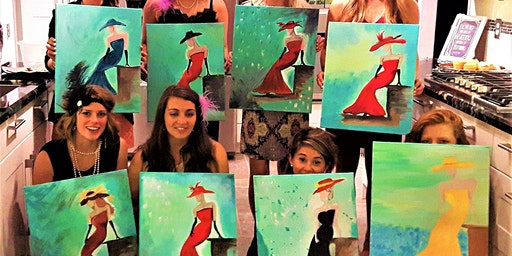 Paint and WIne Night - Dockside DIning