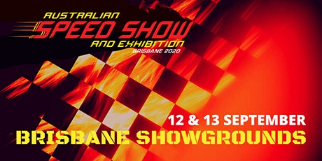 Australian Speedshow and Exhibition, Brisbane 2020 tickets
