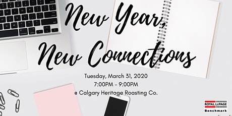 New Year, New Connections - Women in Business Networking tickets
