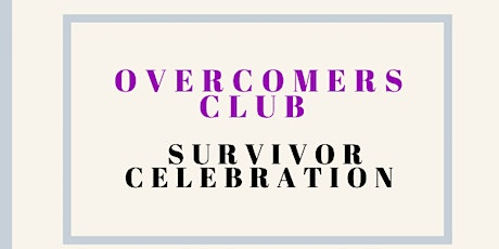 March Overcomers Club Meetup tickets