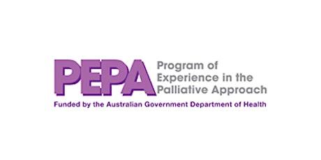 PEPA Culture Centred Care (CALD) Palliative Care Workshop - East Melbourne tickets