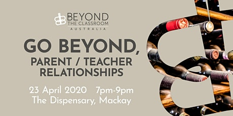 GO BEYOND – Parent/Teacher Relationships tickets