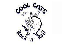 Cool Cats Rock 'n' Roll logo