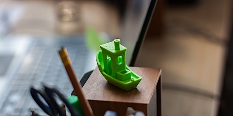3D Printing - School Holidays - Wallsend Library tickets