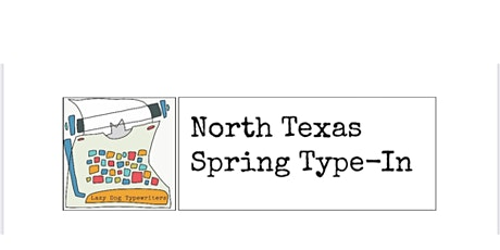 North Texas Type-In @ Graphite Pencil + Paper tickets
