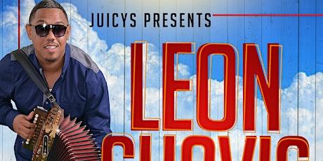 Leon Chavis & The Zydeco Flames tickets