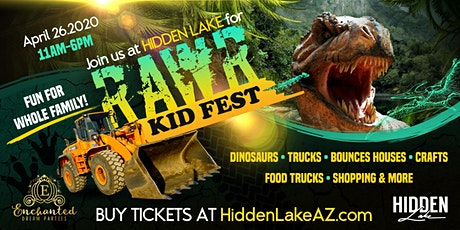 RAWR - Kid Fest tickets