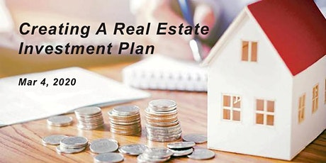 Creating a Real Estate Investment Plan tickets