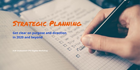 Strategic Planning for Architects, Interior Designers & Building Consultants – CPD Workshop tickets