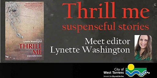 Book Launch with editor Lynette Washington