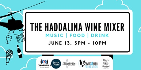 The Haddalina Wine Mixer! tickets