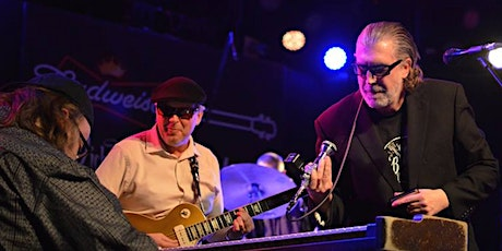 Blues and R&B with The Blues Disciples and Tweed! tickets