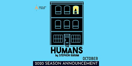 The Humans - Opening tickets
