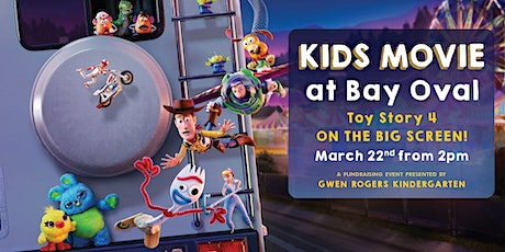 Kids Movie at Bay Oval Big Screen tickets