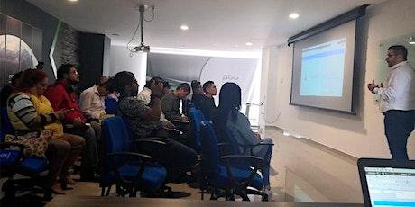 Conferencia Gratis Marketing Digital Querétaro entradas