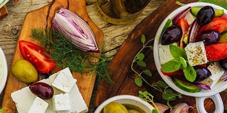 Authentic Greek Cooking Class with Mary Valle tickets