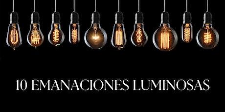 TLETECAYK20 | 10 Emanaciones luminosas | Tecamachalco | 26 de marzo 6:00 entradas