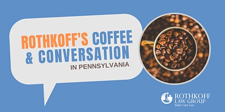 Virtual Coffee & Conversation in Pennsylvania tickets