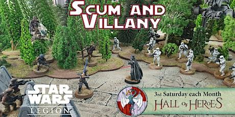 Star Wars Legion Monthly Event tickets