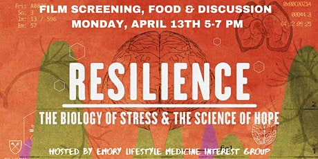 """""""Resilience"""" Film Screening & Discussion tickets"""