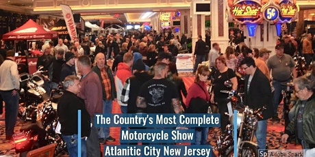 Jam On's Atlantic City International Motorcycle Show Jan 8-10 tickets