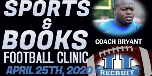 Sports & Books Football Clinic