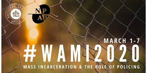 Mass Incarceration & The Role of Policing - Community Panel