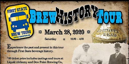 Second Annual Historic Brew Tour