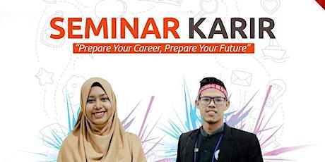 Seminar Career Eps. 01 tickets