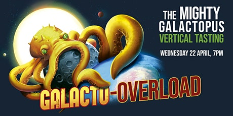 Galactoverload! Galactopus Vertical Tasting tickets