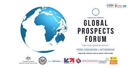 Global Prospects Forum tickets