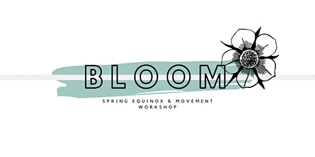 BLOOM tickets