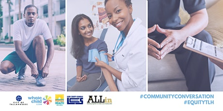 BREAKING DOWN BARRIERS: Advancing Racial Equity in Community Health tickets
