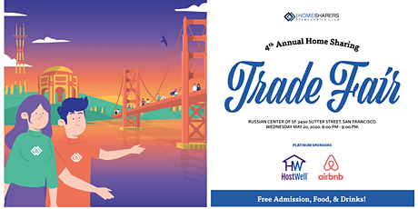 4th Annual SF Home Sharing Trade Fair tickets