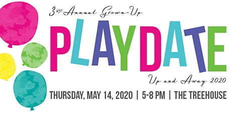 The 3rd Annual Grown-up PLAYDATE tickets