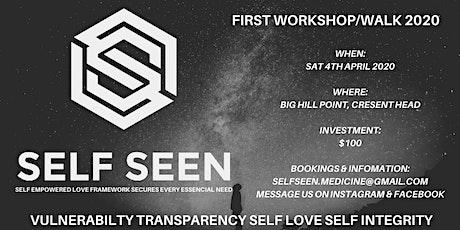 Self Seen Big Hill Walk/Workshop tickets