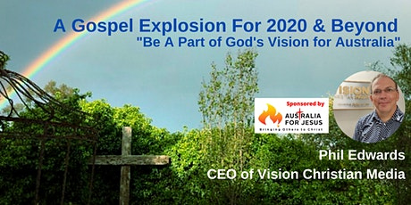 A Gospel Explosion for 2020 and beyond tickets