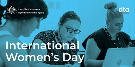 DTA celebrates International Women's Day tickets