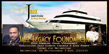 Smooth Jazz Lunch Cruise & Day Party / Spirit of Norfolk tickets