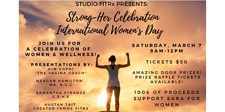 STRONG-HER CELEBRATION tickets