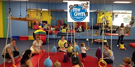 FREE BCB Playdate with My Gym! (Aurora, IL)