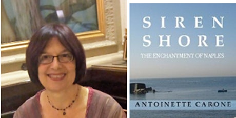Book Launch: SIREN SHORE by Antoinette Carone tickets