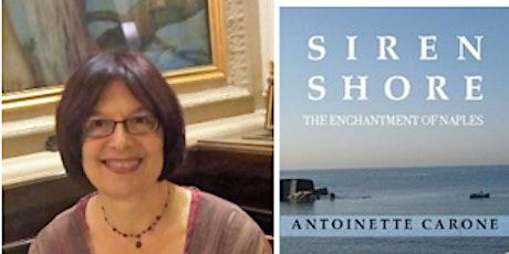 Book Launch: SIREN SHORE by Antoinette Carone POSTPONED tickets