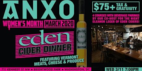 Eden Cider Dinner tickets